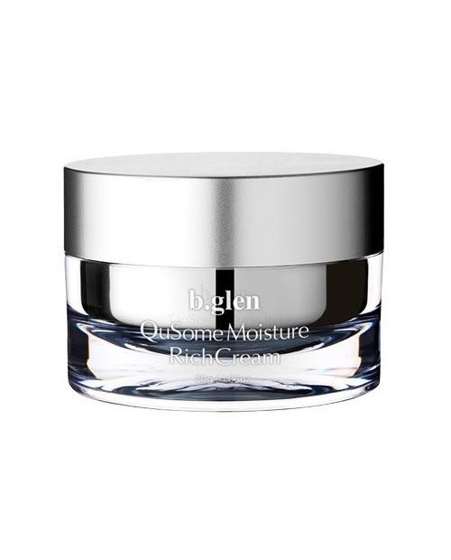 b.glen QuSome Moisture Rich Cream/  Увлажняющий крем 30g
