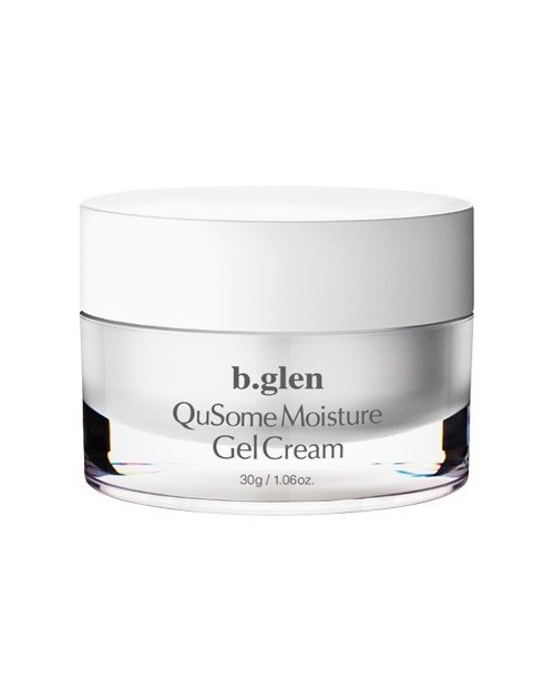 b.glen QuSome Moisture Gel Cream/ Увляжняющий крем 30 g