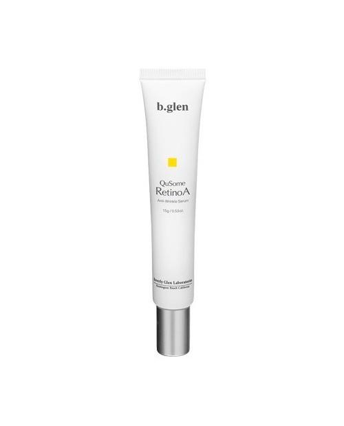 b.glen QuSome Retino A Anti Wrinkle Serum/ Сыворотка от морщин с  витамином А 15g