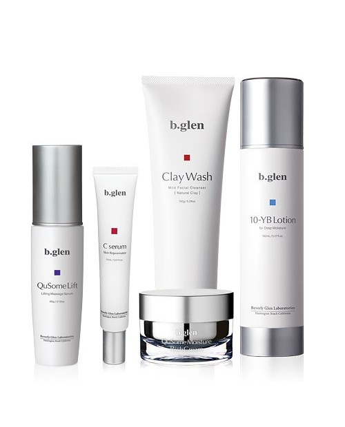 """b.glen Aging Care Set/ Полный набор """"Программа носогубные складки, провисание кожи"""""""