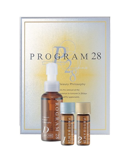 Chanson Cosmetics PROGRAM 28/ Программа регенерации клеток кожи 28 дней