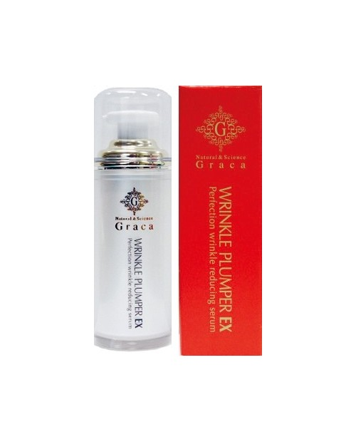 Graca Mineral & Science series Wrinkle Plumper EX 30ml