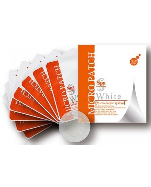 Spa Treatment White Micro Patch/ Отбеливающие патчи 6 шт