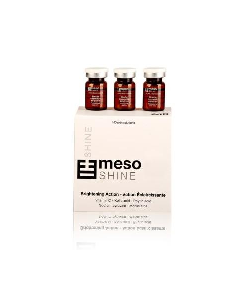 MD Meso/ Mesoline Shine /Антивозрастная терапия по выравниванию цвета лица