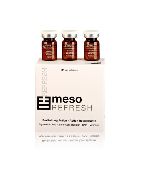 MD Meso/ Mesoline Refresh /Отличная антивозрастная терапия 5x5ml
