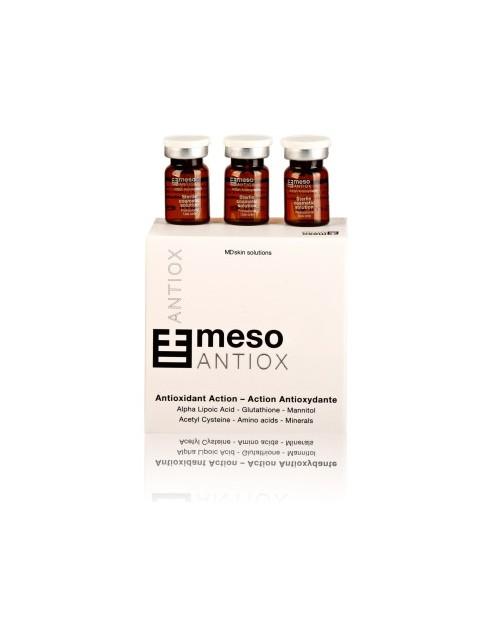 MD Meso/ Mesoline Antitox /Инновационная антивозрастная терапия 5x5ml