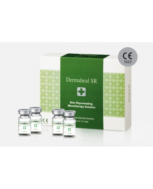 Dermaheal meso SR (Skin Rejuvenating) CE 5mlx10vials/set PT/- ревитализация