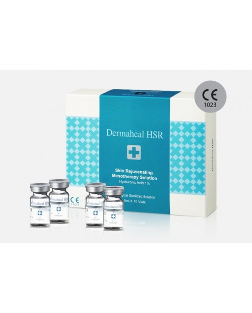 HSR (1% Hyaluronic Skin Rejuvenating) CE 5mlx10vials/set PT — омолаживающий, ревитализирующий мезококтейль против морщин