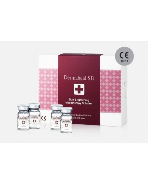 Dermaheal meso SB (Skin Brightening) CE 5mlx10vials/set PT/  Лечение гиперпигментации