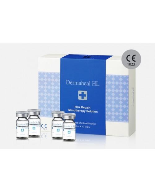 Dermaheal meso HL (Anti-hair Loss, Hair Regain) CE 5mlx10vials/set PT/ Лечение волос и кожи головы