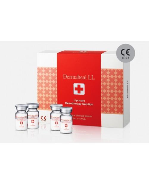 Dermaheal meso LL (Anti-cellulite, Lipolysis) CE 5mlx10vials/set PT/ Липолитик