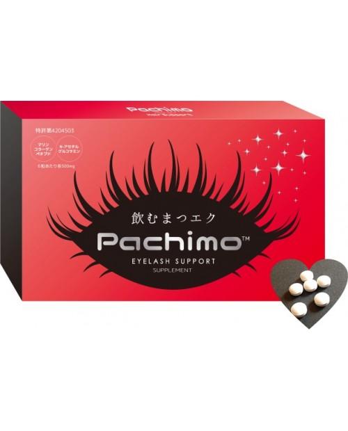 Pachimo Eyelash support/ Биодобавка для роста и пышности ресниц 90 tab