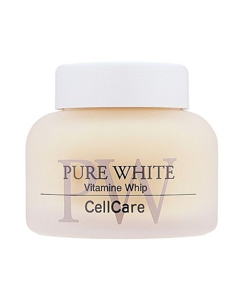 Cell Care Pure White Vitamin Whip 60g