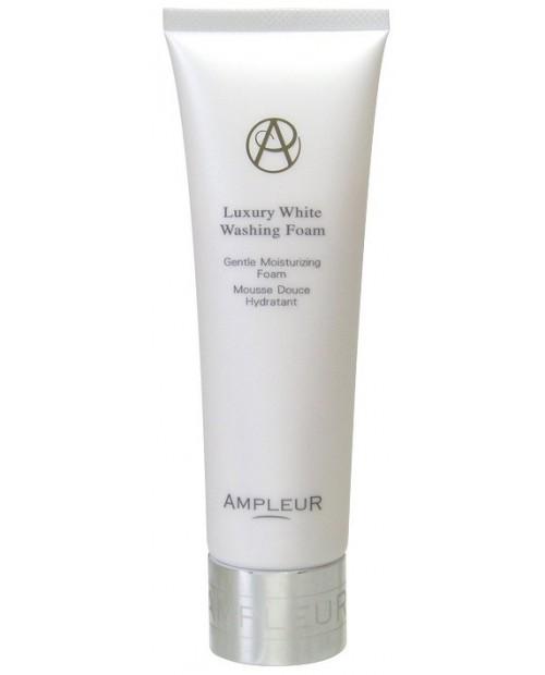 AMPLEUR Luxury White Washing Foam/ Отбеливающая пенка для умывания 130g