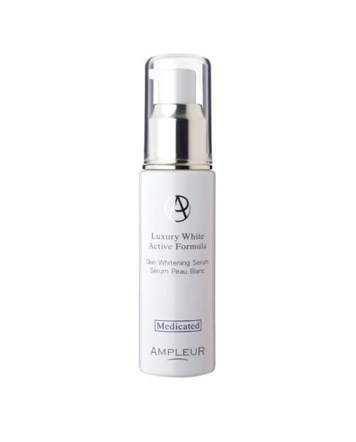 AMPLEUR Luxury White Active Formula/ Лечебная увлажняющая сыворотка против пигментации 40ml