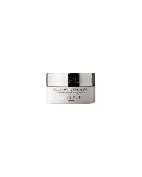 AMPLEUR Luxury White Cream AO/ Ночной увлажняющий крем против пигментации 30gкрем