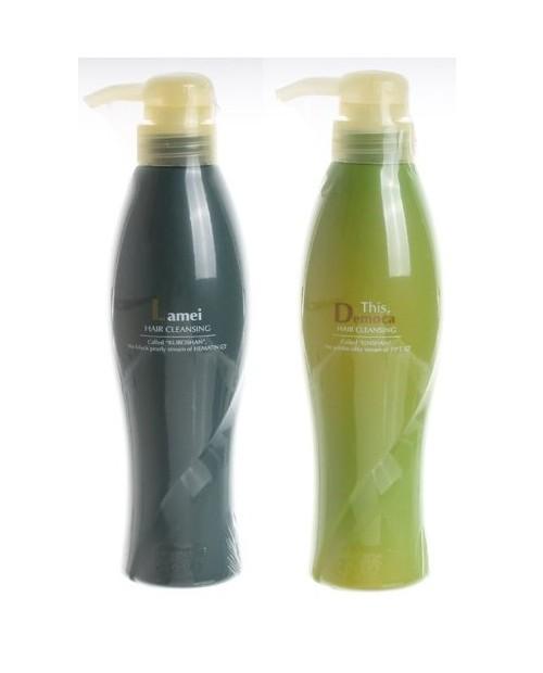 Hahonico Lamei Hair Cleansing Shampoo/ Гематиновый шампунь 400ml
