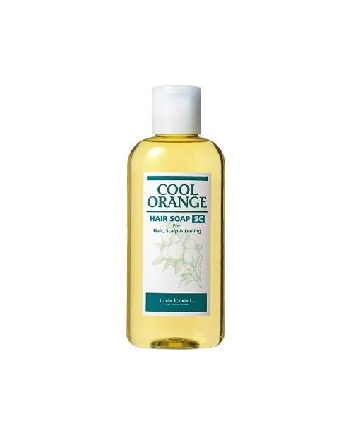 Cool Orange SC Hair Soap 200ml/ 600ml