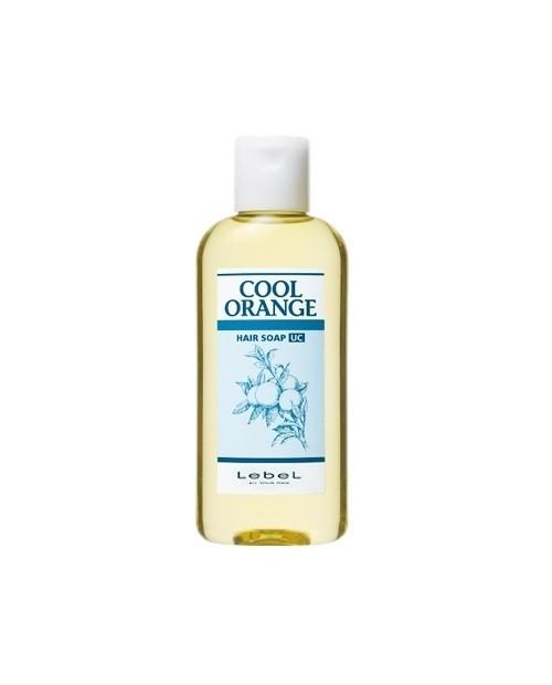 Cool Orange UC Hair Soap 200ml/ 600ml