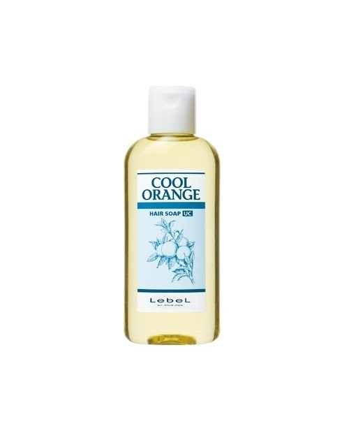 Cool Orange UC Hair Soap 200 мл