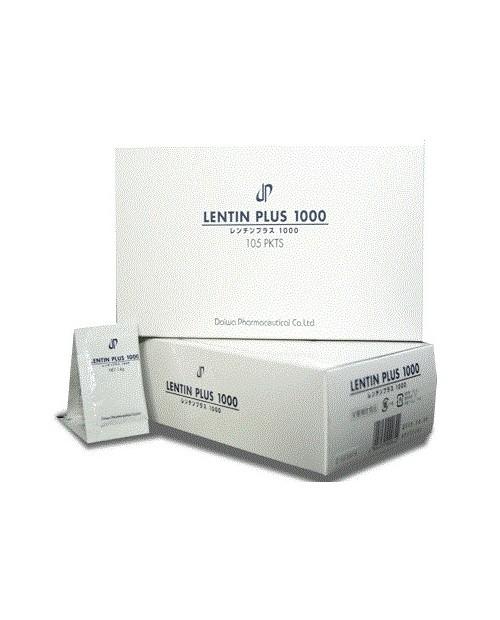 BioBran Lentin Plus 1000 - иммуномодулятор нового поколения Лентин Плюс 1000 (105 )