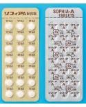 "Asuka Farma ""Sophia A"" 1mg/0.05mg x 210 tab/ Нарушение менструальных циклов 210 таб"