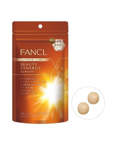 Fancl Beauty Synergy 30 days