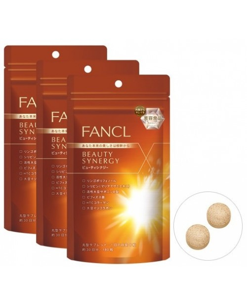 Fancl  Beauty Synergy 90 days