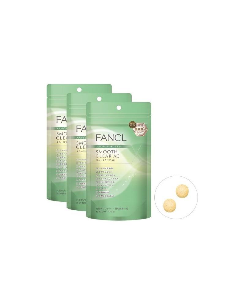 Fancl Clear Control AC 90 days