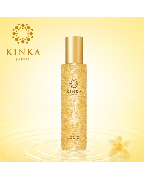Kinka Gold Nano Lotion N 180ml