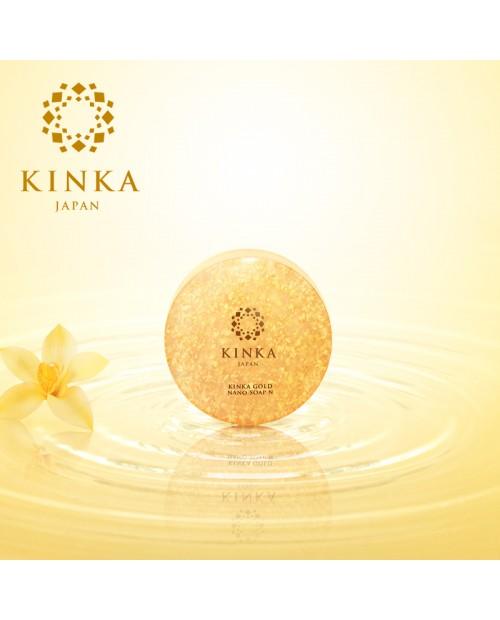 Kinka Gold Nano Soap N 100g/ Мыло KINKA Nano Soap