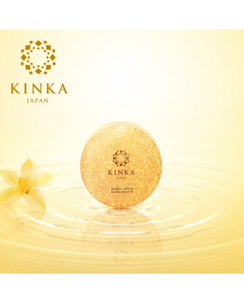 Kinka Gold Nano Soap N 100g