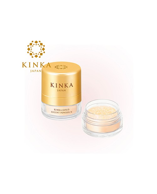 Kinka Gold Lucent Powder N 3g/ Пудра KINKA GOLD Lucent Powder