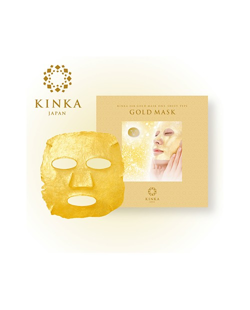 Kinka 24K Gold Mask 1sheet