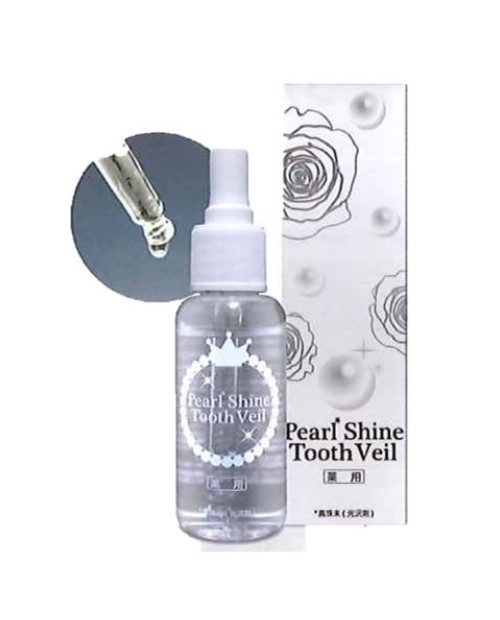 Perl Shine D Tooth Veil gel type 30g