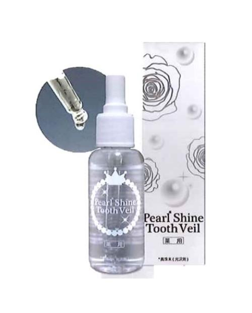 Perl Shine D Tooth Veil gel type 30g