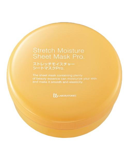 Stretch Moisture Sheet Mask Pro 60 psc/ Патчи с эффектом лифтинга и увлажнения 60 шт