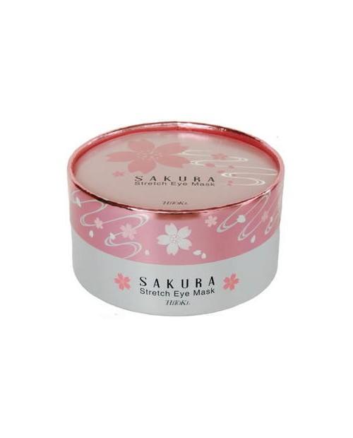 """Sakura Eye Sheet mask 60 pcs/ Маска для глаз """"Сакура"""" 60 штук"""
