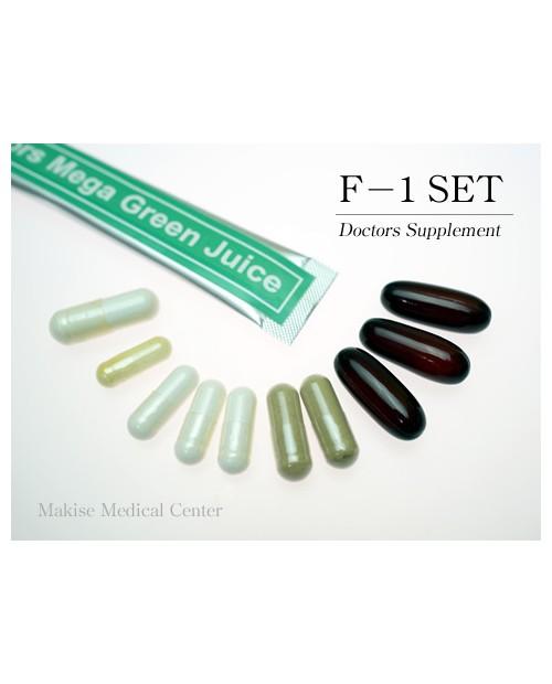 Doctors Supplement набор от умеренной гипертонии (набр F)
