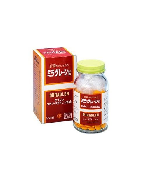 Miraglen 550 tab/