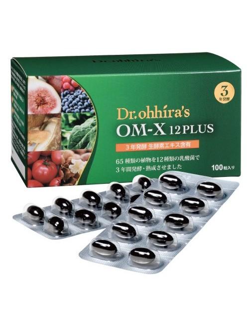 Dr. OHHIRА OM-X® (Probiotics) 100tab