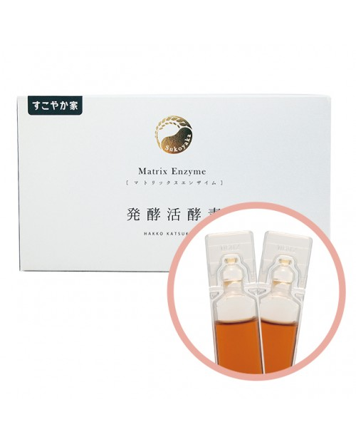 "Sukoyaka Home ""Matrix Enzyme"" 10ml x 30"