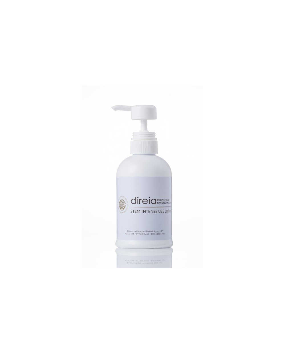 bfcb30c3981 Direia Stem Intense Use Lotion 400ml (professional package) - Beauty ...