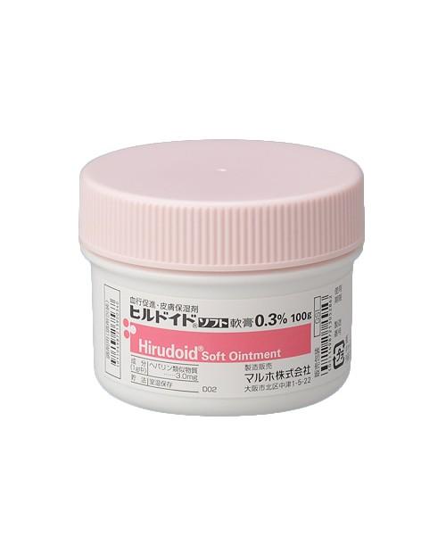 Hirudoid Soft Ointment 0.3% x 100g
