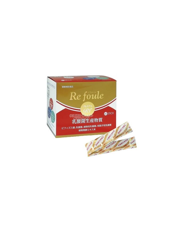 Re Foule Premium Plus