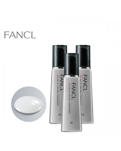 Fancl Men All In One Conditioner I  60ml х 3