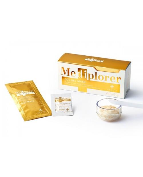 Mediplorer CO2 Gel Mask (кислородная маска 6 процедур)