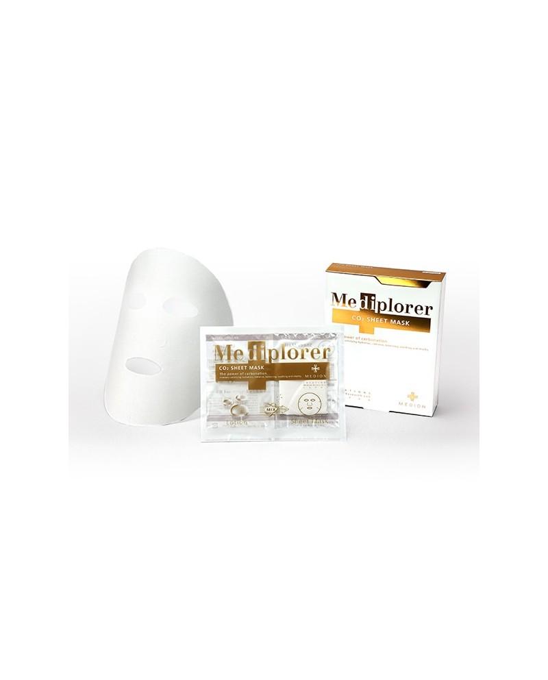 Mediplorer CO2 sheet mask 5 sets