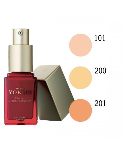 RELENT Yokibi Essence Cream Foundation SPF15 PA++  20g