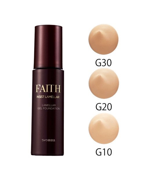 Faith Insist Lamellar Gel Foundation 30g